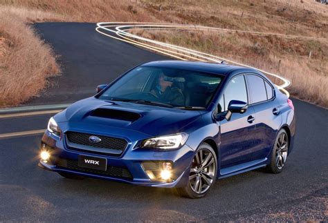 subaru sti 2016 2016 subaru wrx sti on sale in australia from 38 990