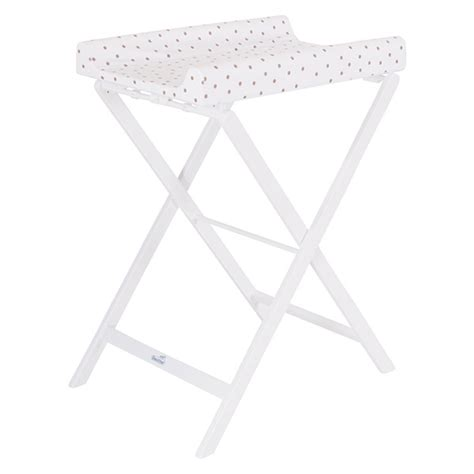 table a langer trixi table 224 langer trixi blanc pois 15 sur allob 233 b 233