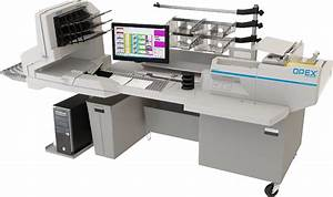 opex falconred digital mail center document scanning With rapid document scanner