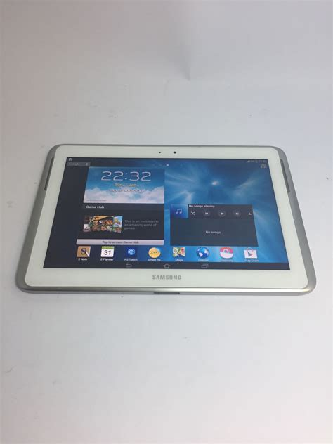 samsung galaxy note 10 1 gt n8000 white wifi and 3g 4 4 2 16gb tablet ebay