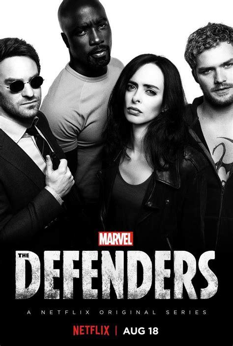 The Defenders (TV Series) (2017) - FilmAffinity