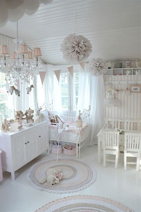 white shabby chic decor 25 shabby chic kids room ideas home design and interior