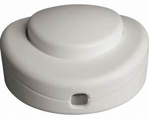 Fußschalter 2 Polig : fu schalter 1 polig wei bei hornbach kaufen ~ Watch28wear.com Haus und Dekorationen