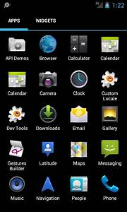 Stock Launcher - Android 4.1 4.1.1-2 APK Download ...