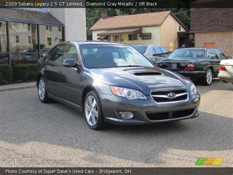 Subaru Legacy 2 5 Gt Limited by Gray Metallic 2009 Subaru Legacy 2 5 Gt Limited