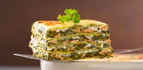 oseille cuisine lasagnes au saumon et à l 39 oseille facile recette sur