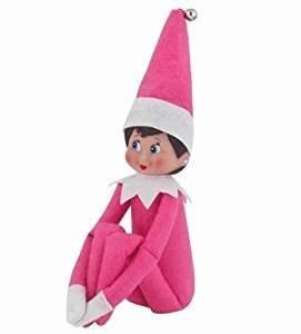 Amazon com: Pink elf on the shelf girls Christmas: Health