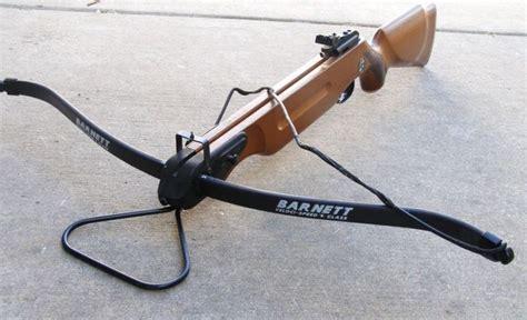 vintage  barnett wildcat crossbow wood stock hunting bow