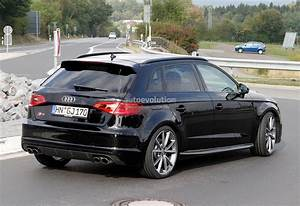 Spyshots  2015 Audi Rs3 Test Mule