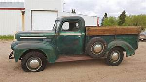 Ton In Ton : north dakota survivor 1946 ford one ton truck ~ Orissabook.com Haus und Dekorationen