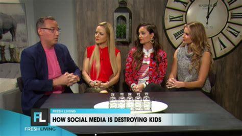 collin kartchner  social media  destroying kids kutv