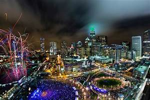 Welcome 2017 with CLT New Year's Eve Presented by Ally