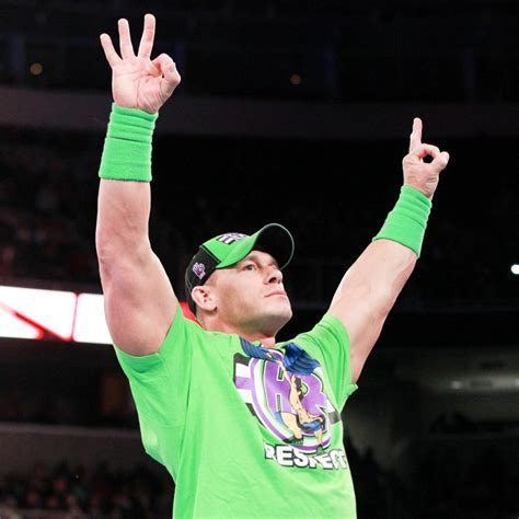 John Cena Taking Time Off Following WrestleMania?