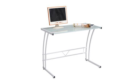 sturdy glass computer desk home office sturdy desk kmart com