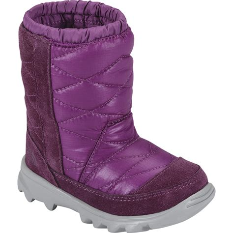 north face winter camp boot toddler girls