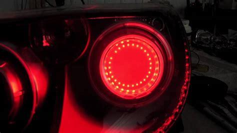 chrysler crossfire halo demon eye headlights youtube