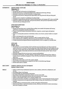Kitchen Steward Resume Steward Resume Samples Velvet Jobs
