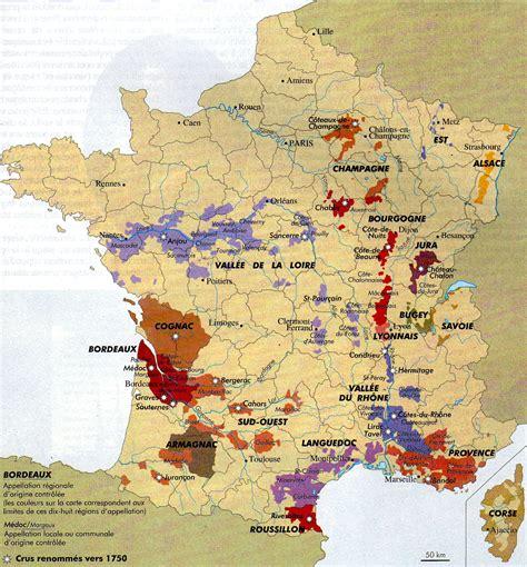 Carte De Des Vins Pdf by Le Et Le Vin