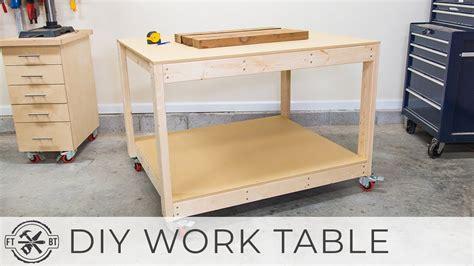 diy workbench work table   build youtube