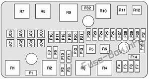 Fuse Box Diagram  U0026gt  Cadillac Dts  2005