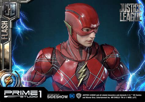 Justice League The Flash Statue
