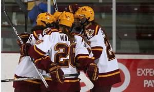 Minnesota Golden Gophers: Women's Gopher hockey team vs ...