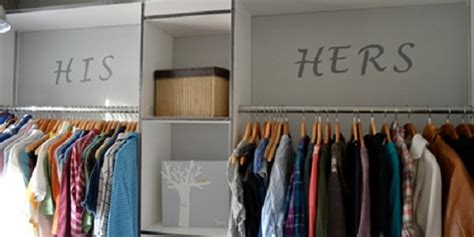 remodelaholic his and hers master closet makeover