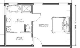 Genius Bedroom Bath House Plans 21 best simple bedroom and bathroom addition floor plans