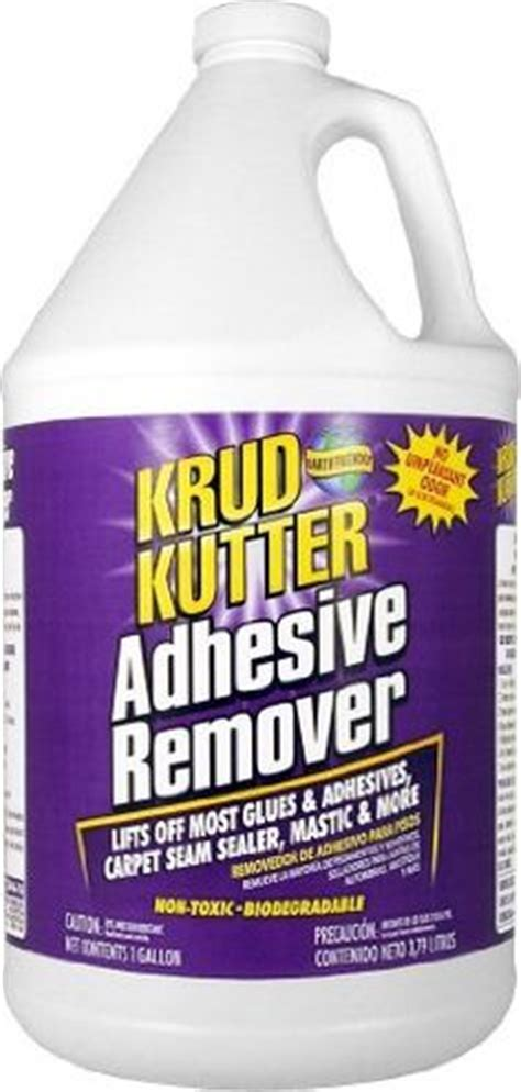 Tile Adhesive Remover Products adhesive removers on adhesive carpets and goo