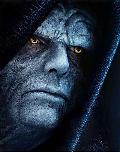 Palpatine Emperor Jedi Return Wars Star Textless