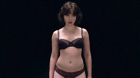 Filtran el desnudo de Scarlett Johanson en su nueva