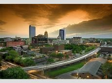 Fort Wayne Skyline Fort Wayne Skyline taken from the