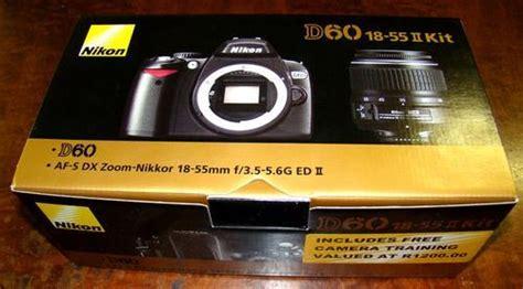 nikon d60 10 2 mp digital slr digital slr nikon d60 18 55 ii kit 10 2 megapixel slr