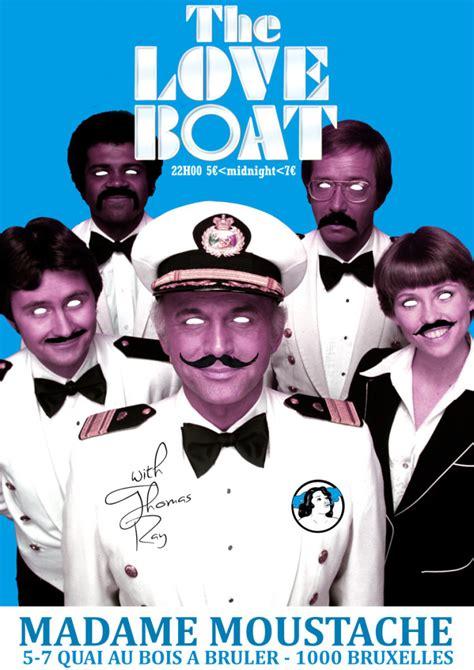 Artistes similaires à the south bay groovy system. LA CROISIÈRE S'AMUSE (The Love Boat) W/ THOMAS RAY - Madame Moustache