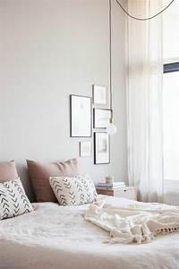 Chambre Rose Pale : id es chambre coucher design en 54 images sur ~ Melissatoandfro.com Idées de Décoration