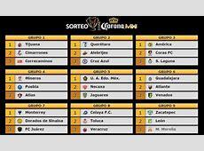 Listo el calendario de la Copa MX Clausura 2017 AS México