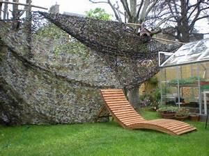 Filet De Camouflage Pour Terrasse : filet de camouflage wzm jardins filet de camouflage portillon ~ Melissatoandfro.com Idées de Décoration