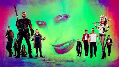 Suicide Squad 4k Wallpapers Joker Harley 5k