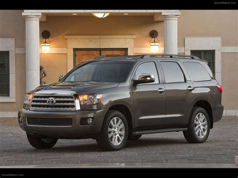 Toyota Sequoia 2018 Exotic Car Wallpapers 20 Of 34