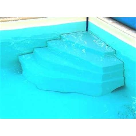 escalier sur liner piscine cybele accelo distripool