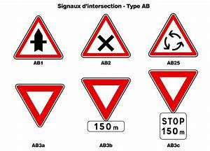 Panneau De Signalisation Code De La Route : panneaux d 39 intersection routiers homologu s ~ Medecine-chirurgie-esthetiques.com Avis de Voitures