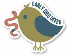 1000+ ideas about Early Bird on Pinterest | Package Deal ...