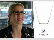 Brooklyn Designs CELEBRITY STYLE Felicity Smoak on Arrow
