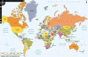 Countries Circumnavigator Blog