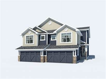 Homes Brookfield Duplex Semi Houses Showhome Residential