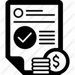 Bill Icon Premium Icons Payment Svg Vectorified