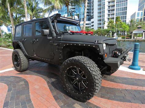 amazing  jeep wrangler unlimited sahara  custom