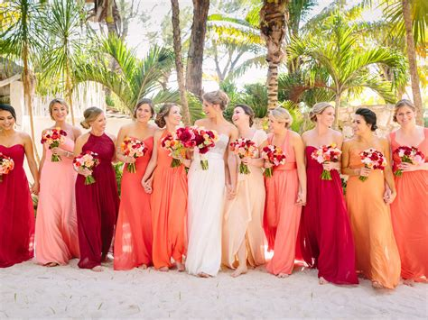 A Single Piece Of Coral Inspired This Gorgeous Tulum Wedding Wedding Giveaways In Qatar Jewelry Set Online Shopping Bridal Inexpensive Headband Rental Toronto Countdown John Lewis Iphone Wallpaper Picture For Facebook