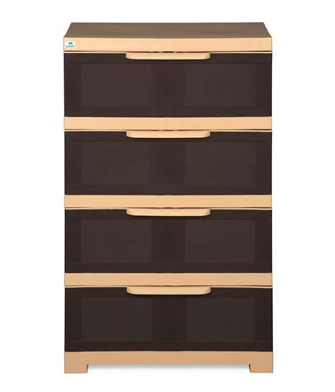 kitchen cabinet door ders chester 14 drawer cabinet in brown buy at best 5270