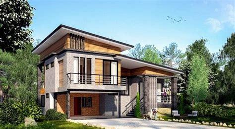 modern style     storey house plan pinoy eplans